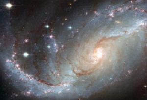 Spiral gökadaların sırrı.9820