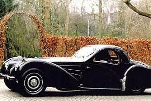 Tozlanan Bugatti'ye 3,4 milyon Avro.18448