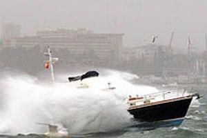 Lodos İstanbul'u da vudu.7918