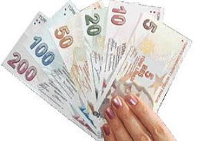 Türk Lirası Nisan ayında değer kazandı .11499