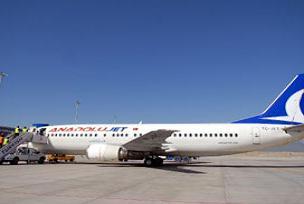 AnadoluJet Ankara-Çorlu seferlerine başlıyor.8039
