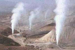 İzmir'de sıcak su kuyuları bulundu.10442