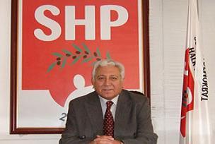 SHP 29 Mart yerel seçimine katılmıyor.11820