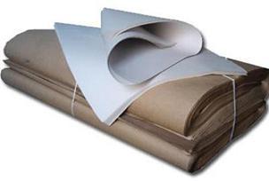 Su geçirmez kağıt ürettiler.7820