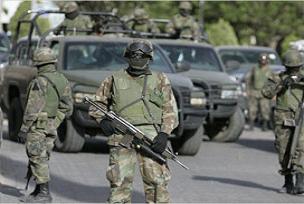 Meksika'da çatışma: 21 ölü.15330