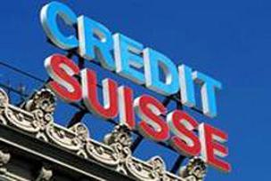 Credit Suisse son çeyreği zararla kapattı.13401