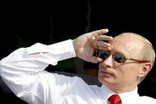 Putin gazeteciliğe soyundu.9013