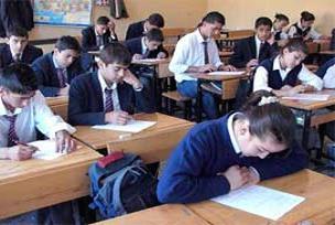 Erbaa'da okullar iki gün tatil edildi.16813
