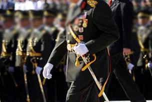 Reuters: Generallerin dünyası değişiyor.12581