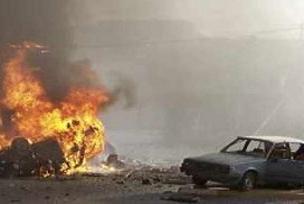 Musul'da bombalı saldırı: 4 polis öldü.8213