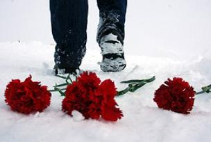 Rize'de Fransız kayakçı öldü.10466