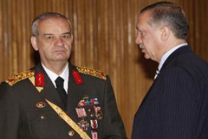 Erdoğan, Başbuğ'la 80 dakika görüştü.11046