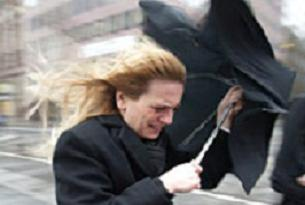 Ankara'da şiddetli rüzgar etkili.11391
