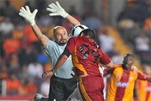 Galatasaray ile Antalyaspor 28. buluşma.12377