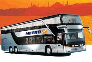 Van Et, Metro Turizm'i satın alıyor.13649