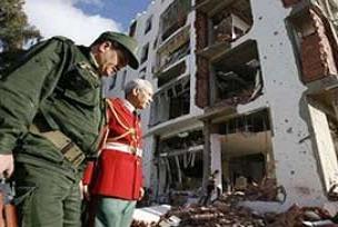 Cezayir'de patlama: 7 ölü.16208