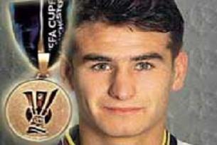 UEFA madalyası para etmedi.11770