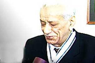 Şair Bahtiyar Vahabzade'yi kaybettik.8253
