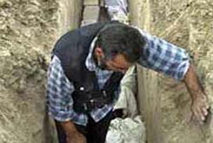 Bağdat'ta toplu mezar çıktı!.13718