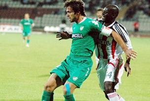 Bursaspor: 1 sivasspor: 1.14113