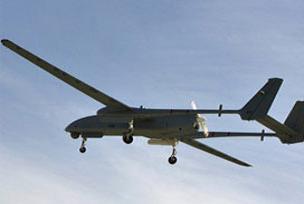 Askeri istihbarat uçağı düştü: 5 ölü.6895