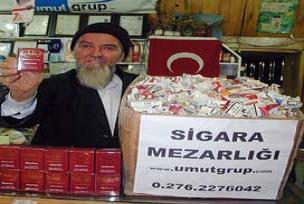 Sigarayı bırakmanın formülünü buldu.16537