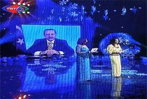 Erdoğan'ın konuşması Kürtçeye çevrilecek.16443