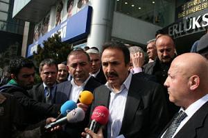 CHP Milletvekili: Sevigen istifa etsin.15052