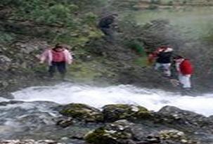 Pınarbaşı Köyünde su kaynakları oluştu.35931