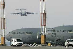 Manas'daki Amerikan hava üssü kapatıldı.9276