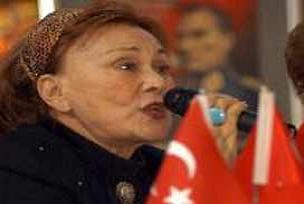 Atatürk'ün manevi kızının endişesi.9185
