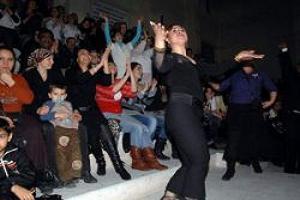 Edirne'de Kakava Şenlikleri başladı.12504