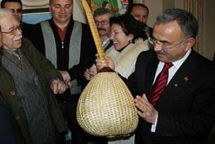 Bakan Güler'den Ordu'nun Dereleri türküsü!.13171