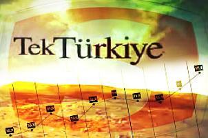 Medya d�nyas�n�n yeni hedefi 'Tek T�rkiye'.13620