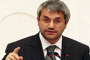 AKP'li Nihat Ergün'den Baykal'a eleştiri.9712