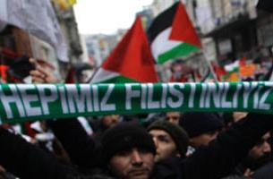 Filistin'de El-Fetih ile Hamas anlaştı.11540