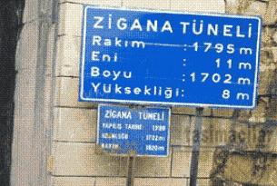 Zigana'da ikinci tünel çalışması başladı.19264