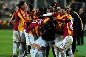 Galatasaray UEFA manşetinde!.17670