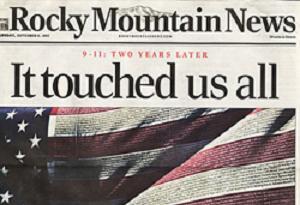 150 yıllık gazete krize yenik düştü.16571