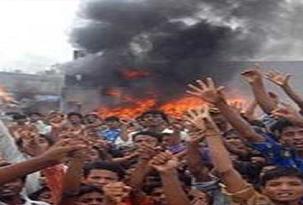 Bangladeş'te isyan: 75 ölü.34172