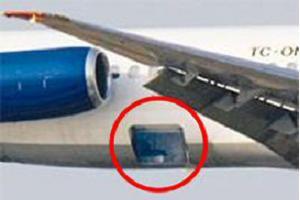 Bir uçakta daha korkulu anlar!.9624