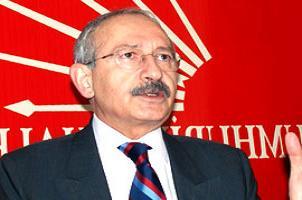 Kılıçdaroğlu CHP'nin açılımlarını konuştu.12329