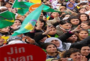 Tunceli'de erken 'Kadınlar Günü'.50141