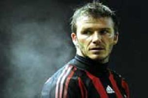 Beckham Milan'a demir attı!.7981