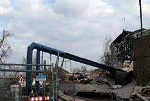 Almanya'da bina çöktü: 7 kişi kayıp.12019