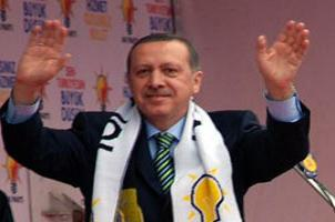 Erdo�an AKP Kocaeli kongresinde konu�tu.10602