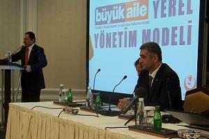 BBP, Çırağan'da gazetecilerle buluştu.60026