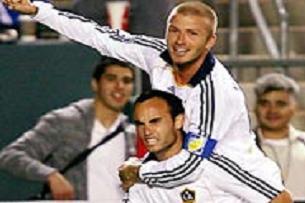 Beckham'ın yerine Donovan!.14295