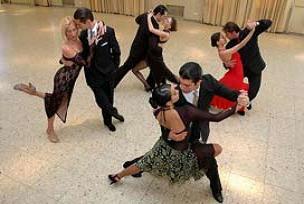 Avrupa'nın en büyük dans fuarı başladı.14389