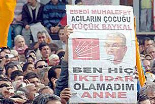 İşte Erdoğan'ı çok güldüren pankart!.20730